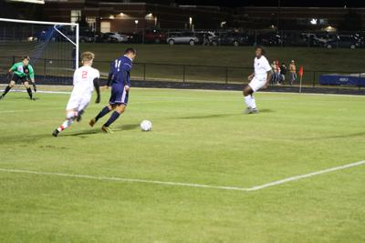 Blue Devils divide soccer games with Lee County