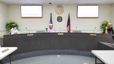 Board of commissioners proposal