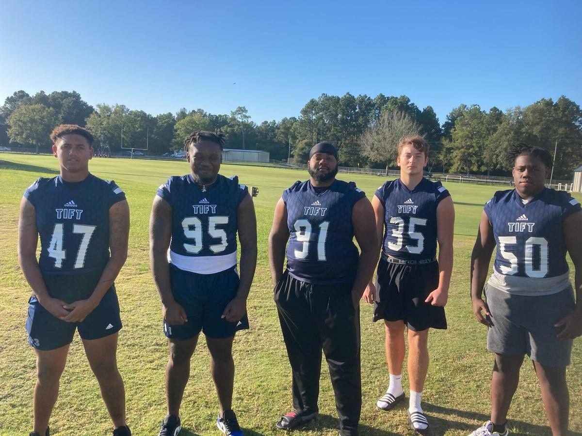 Tift County names football players of the week