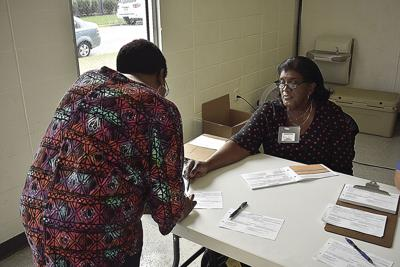 Moultrie voting