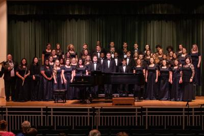 The ABAC Concert Choir will present an array of music on Nov. 12 at Howard Auditorium.