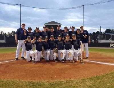 Tiftarea middle school squad wins conference baseball crown
