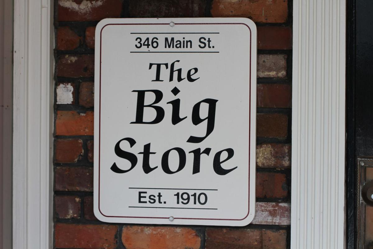 The Big Store was established by Ike Perlis and his son Isadore and is currently in its fourth generation of family ownership.