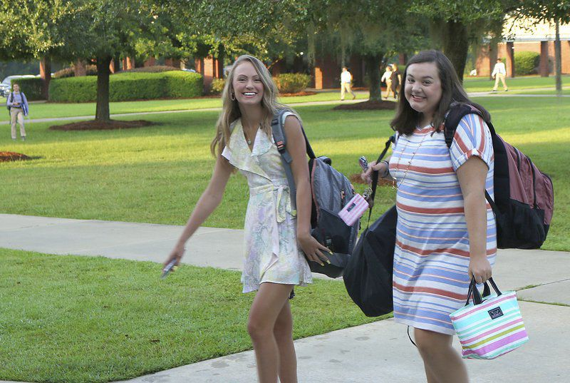 Valiants head back to school