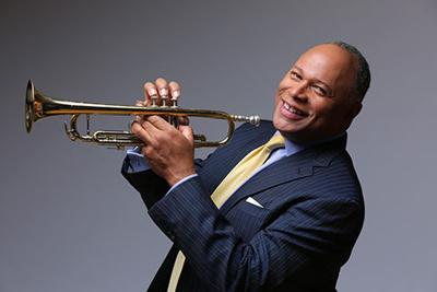 Trumpeter and vocalist Byron Stripling will perform will the ABAC Jazz Ensemble at 7 p.m. in Howard Auditorium on the ABAC campus.