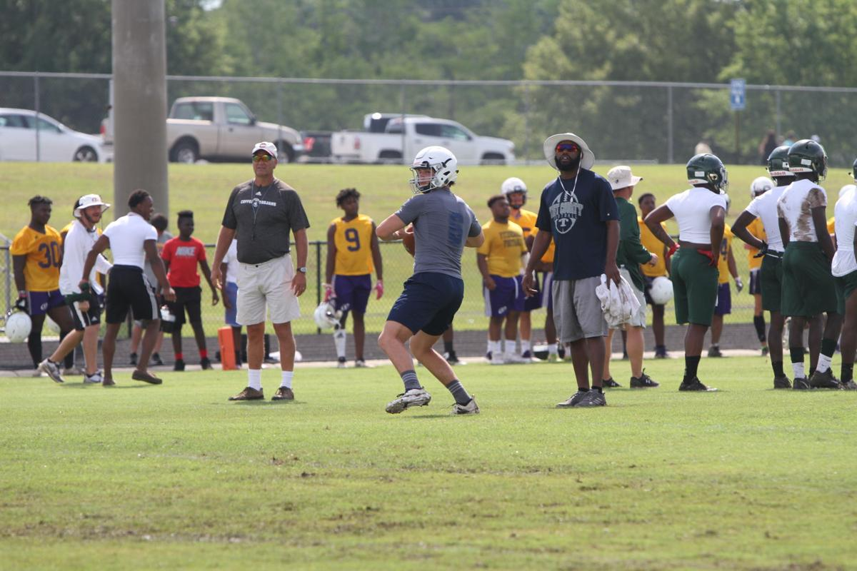 Tift County football going strong in June