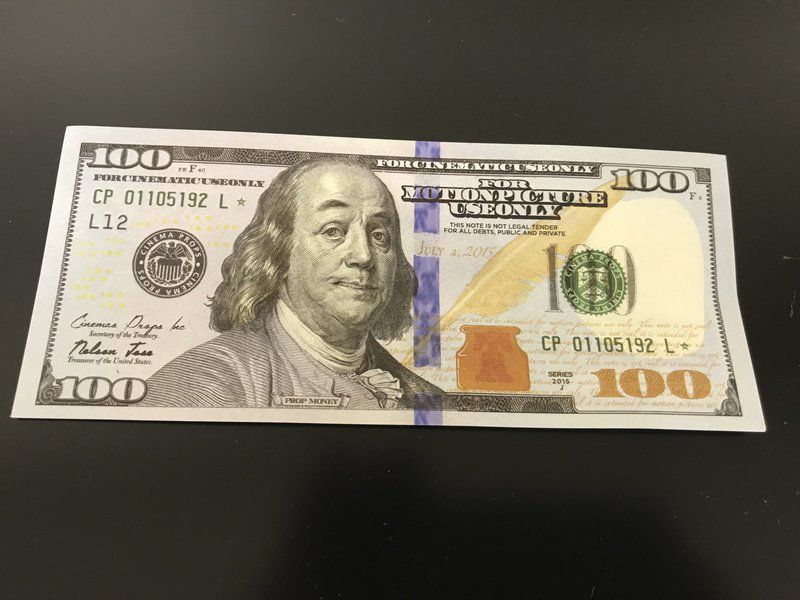 how to catch counterfeit money