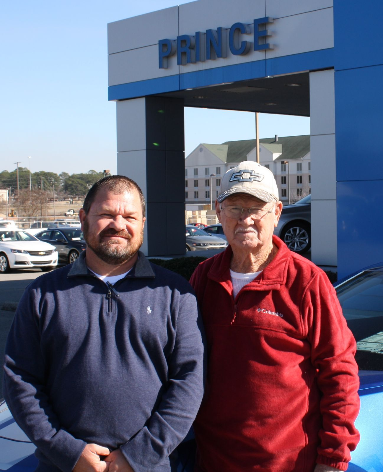 Prince Automotive Welcomes 2nd Generation Salesman