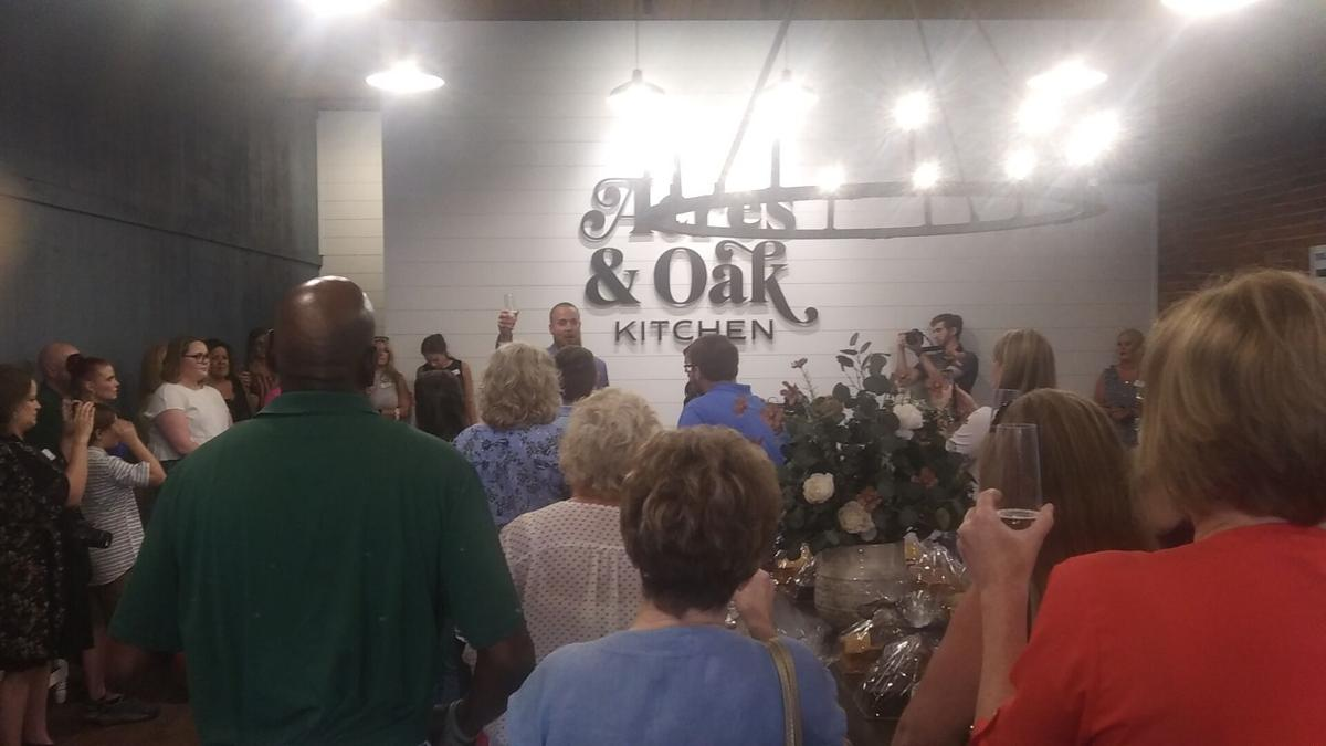 Newest chamber ribbon cuttings are sweet