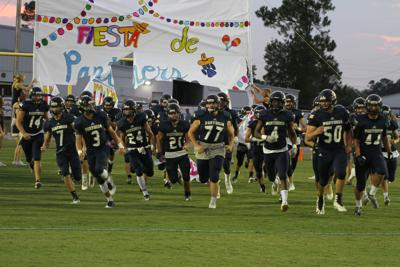 Big changes on Tiftarea football schedule this fall