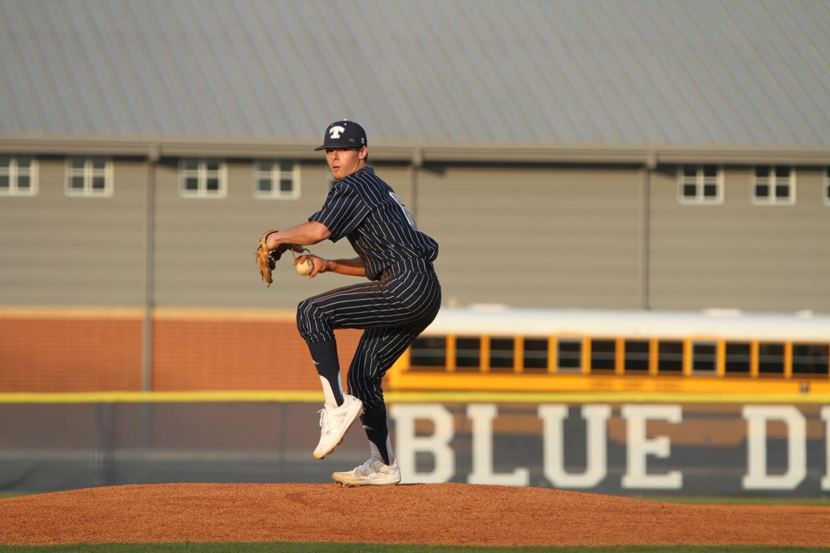 Holmes, Stephens earn 1-7A baseball honors