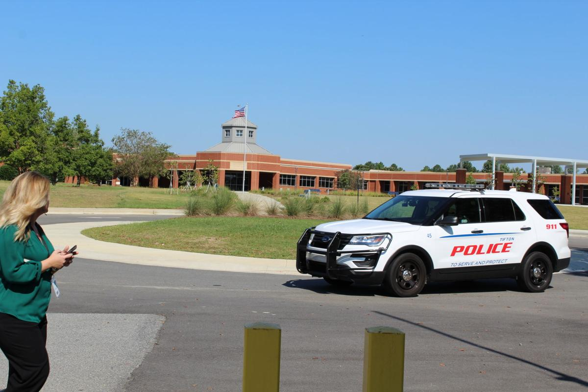 Seven students arrested following TCHS fight | News | tiftongazette com