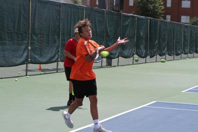 Experience leads the way at Abraham Baldwin Agricultural College tennis camp