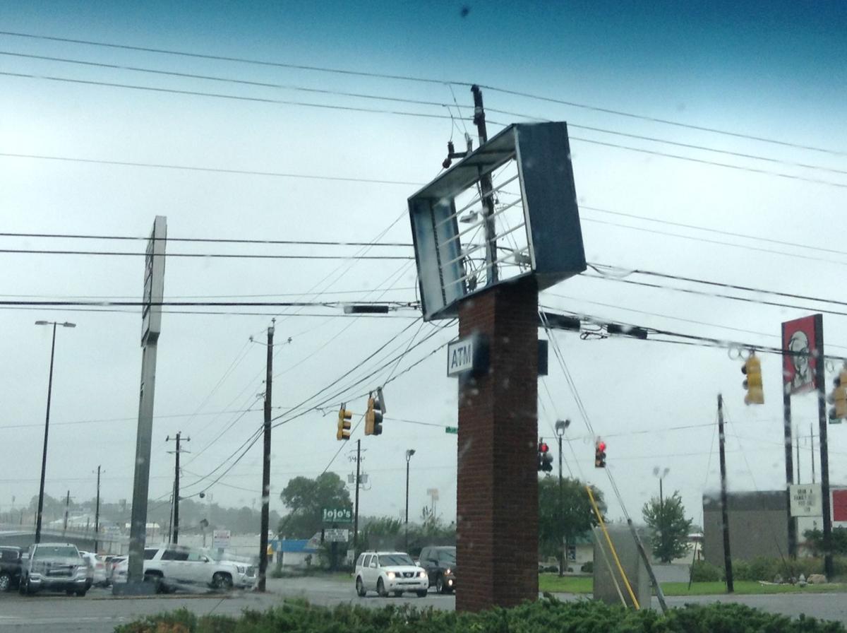 Irma Damage Assessments Underway Statewide News Tiftongazette Com