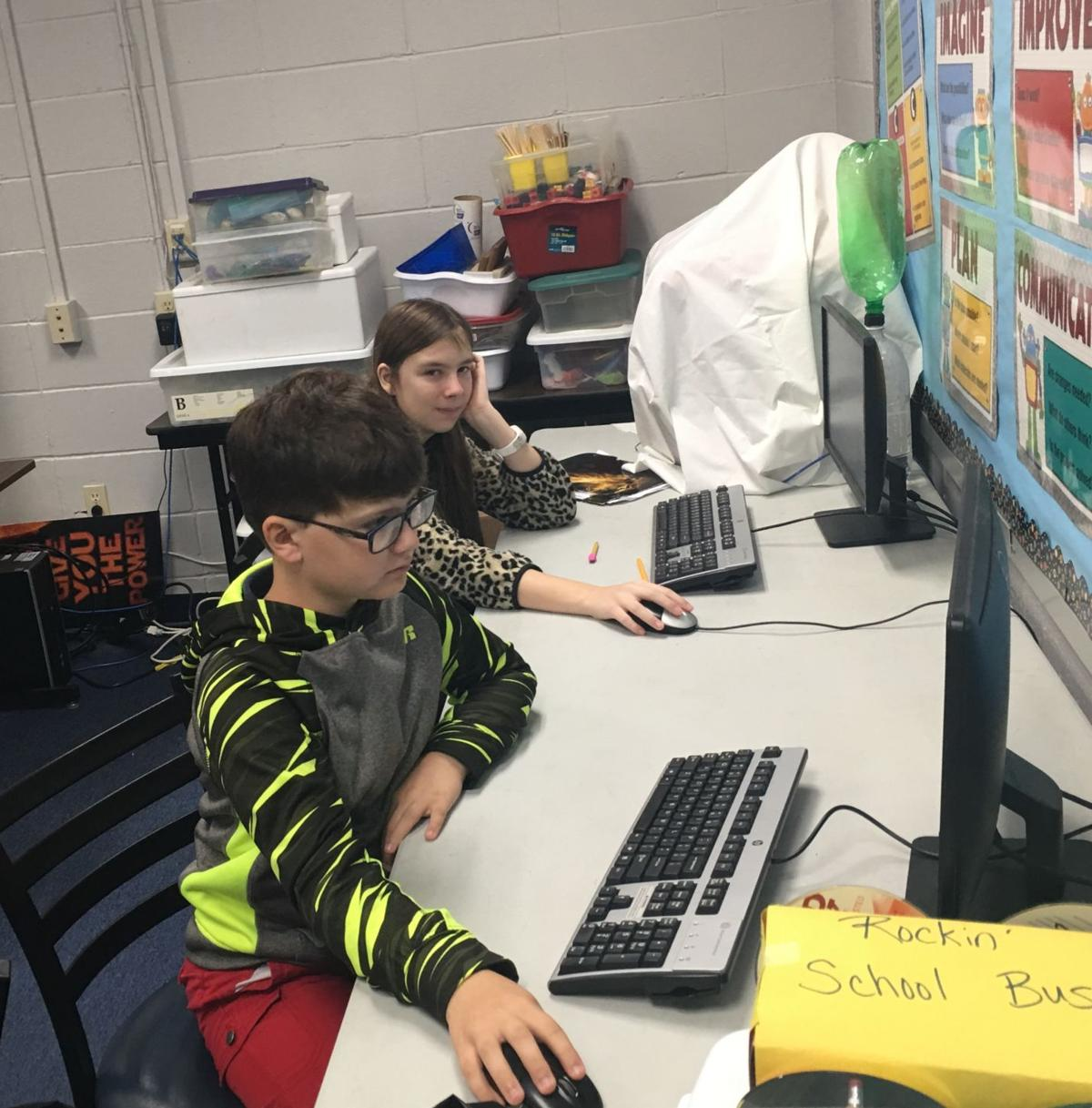 What Is Stem Lab In School: Tiftarea Students Use STEM Lab To Study Volcanoes