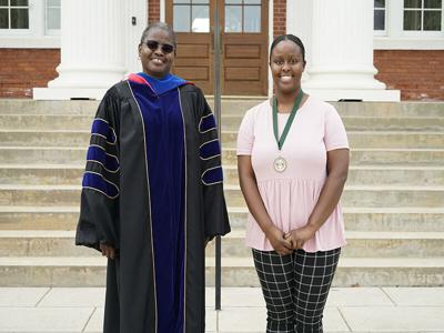Moultrie Student Receives Award of Distinction in ABAC's Stafford School of Business