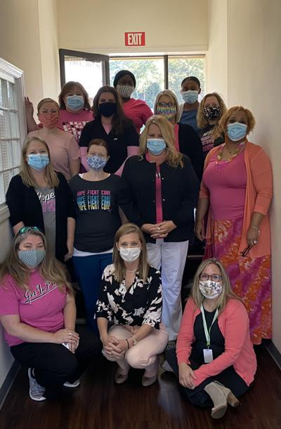 Homestead Hospice supports breast cancer awareness