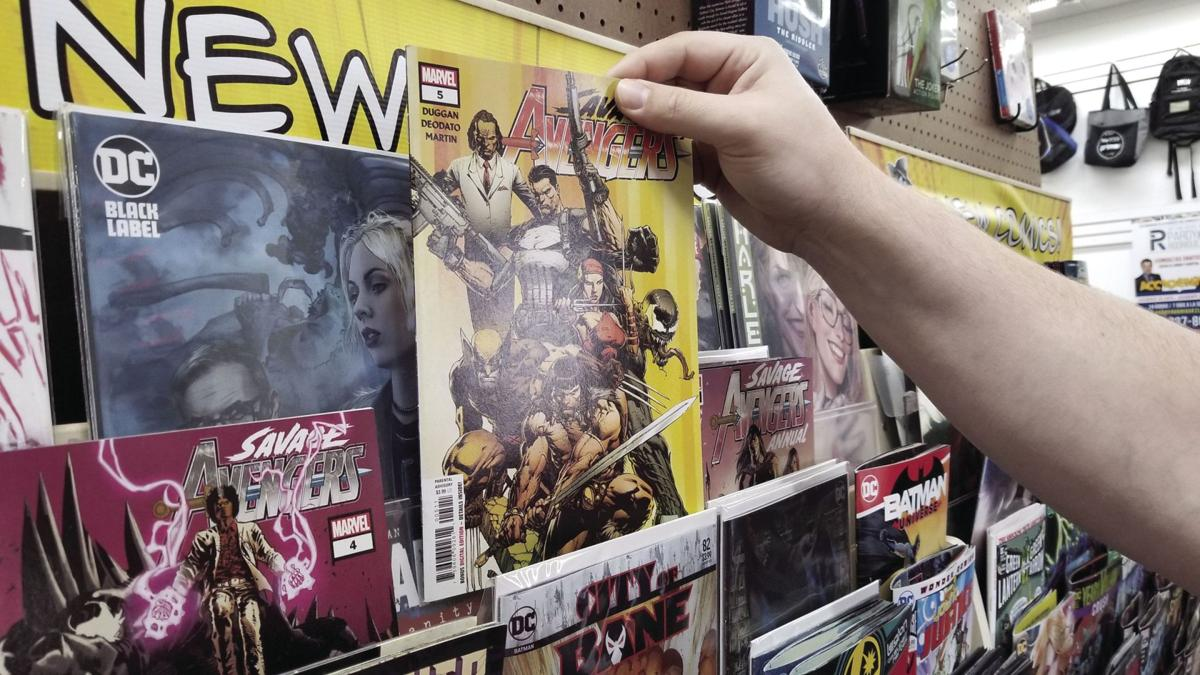 """""""Savage Avengers"""" teams Marvel Comics mainstay Wolverine with The Punisher and Conan the Barbarian, among others."""