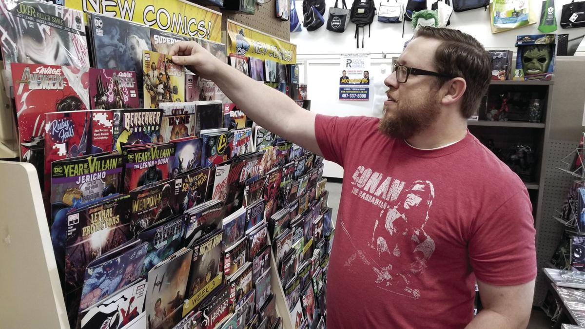 """Scott Beasley checks out the new issue of """"Savage Avengers."""""""