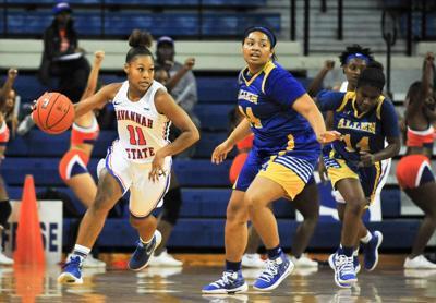 SSU Women Basketball