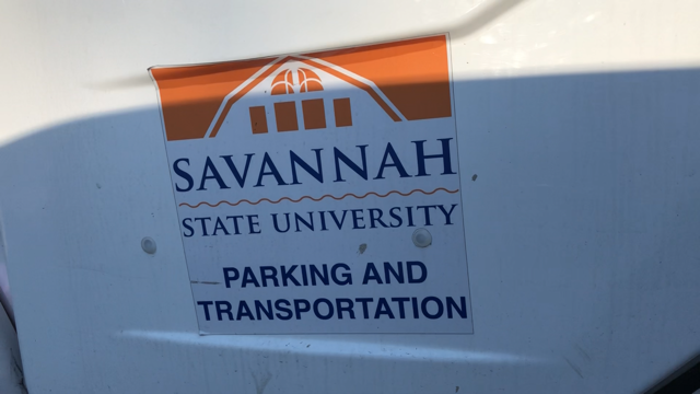Image result for savannah state university parking
