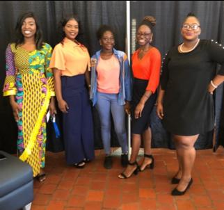 International students receive scholarships