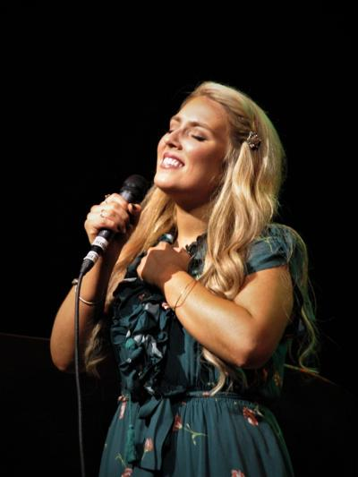 Former Celtic Woman & Irish Soloist Chloe Agnew comes to Tybee Island