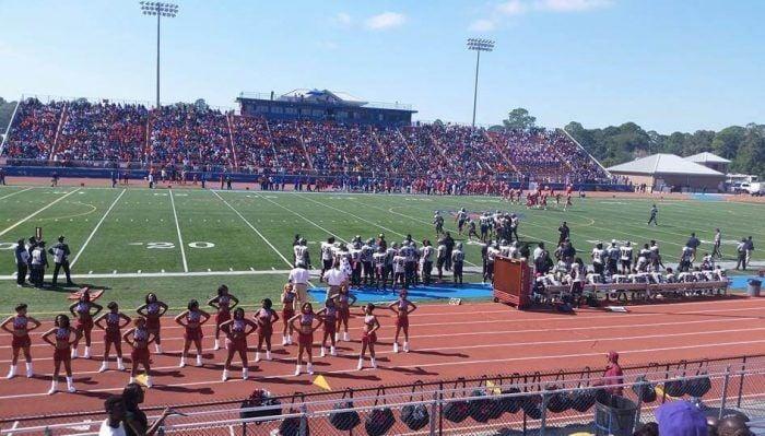 SSU Football Game