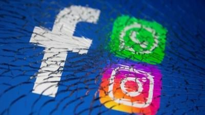 Facebook, Instagram and Twitter Outage