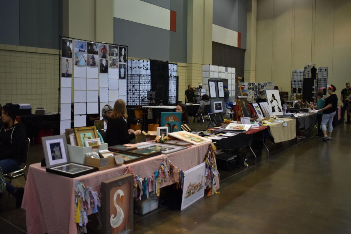 Savannah Comic Con 2019