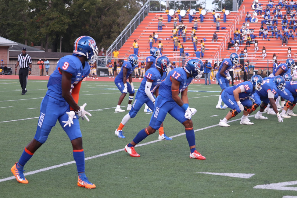 SSU Football vs. FVSU