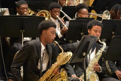 SSU Jazz Ensemble Performs for the First Time At Savannah Jazz Festival