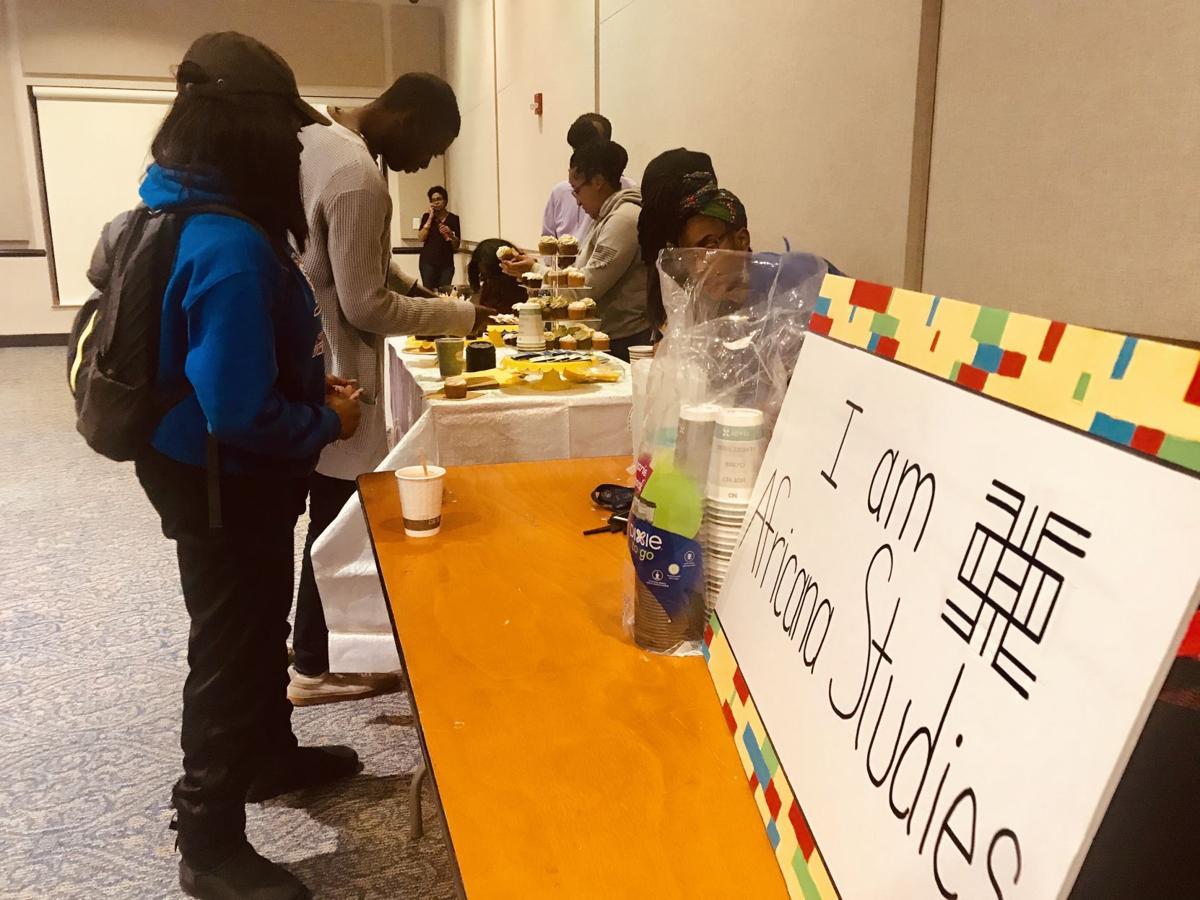 Africana studies event
