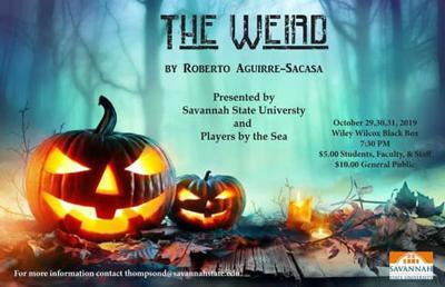 """A  Q&A with Professor Darryl Thompson about upcoming show """"The Weird"""""""