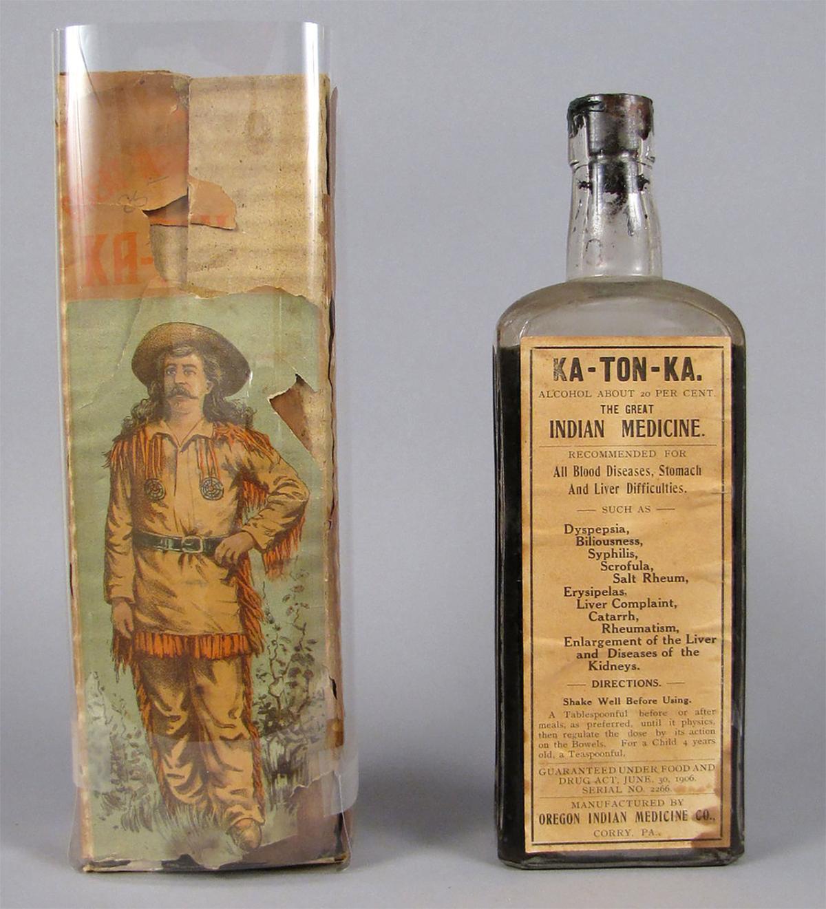 Katonka Bottle