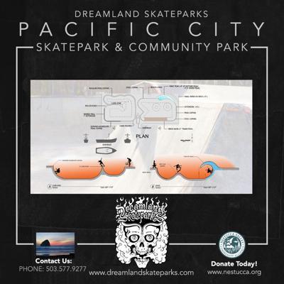 Pacific City Skatepark