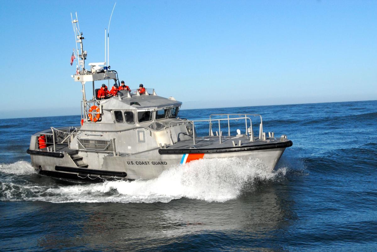 Coast Guard sails county seas for training   Community