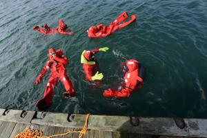 CRAB SEASON: Coast Guard leads with safety lessons