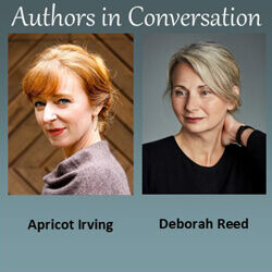 Apricot Irving and Deborah Reed