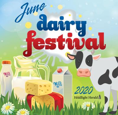 2020 June Dairy Festival Guide