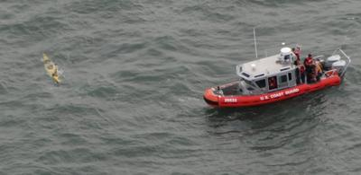 Coast Guard rescues two teens near Fort Stevens
