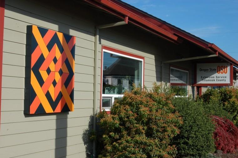Tillamook County Quilt Trail to grow | News ... : tillamook quilt trail - Adamdwight.com