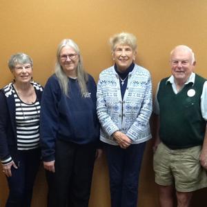 Angora Hiking Club elects board members