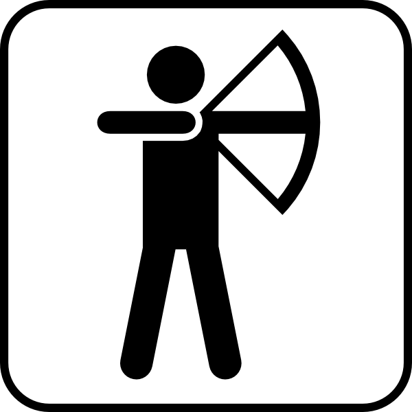free bow-arrow clip-art_111341_Bow_Arrow_Sports_Land_Recreation_Symbols_clip_art_hight.png