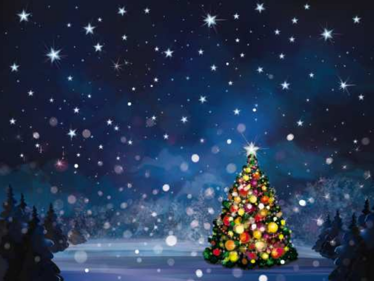Holiday Light Parade, Christmas Tree Lighting Ceremony, and more ...