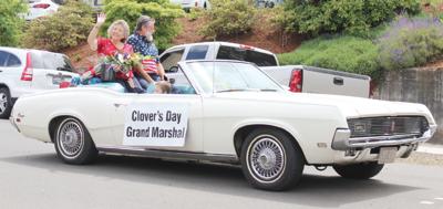 Clover's Day Parade