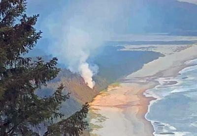 Update: Fire at Camp Meriwether