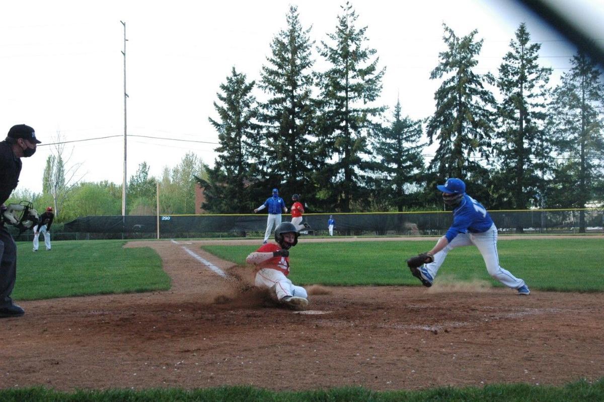 Tillamook baseball