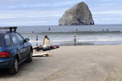 Cape Kiwanda Longboard Contest (5)
