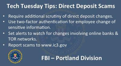 Building a Digital Defense Against Direct Deposit Scams